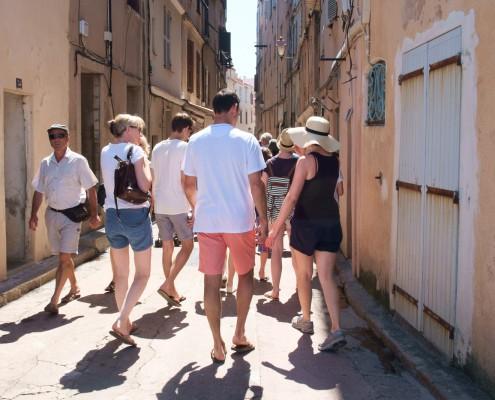 Korsika Urlaub mit Kindern - Bonifacio
