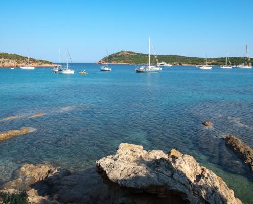 Korsika Urlaub mit Kindern - La Rondinara