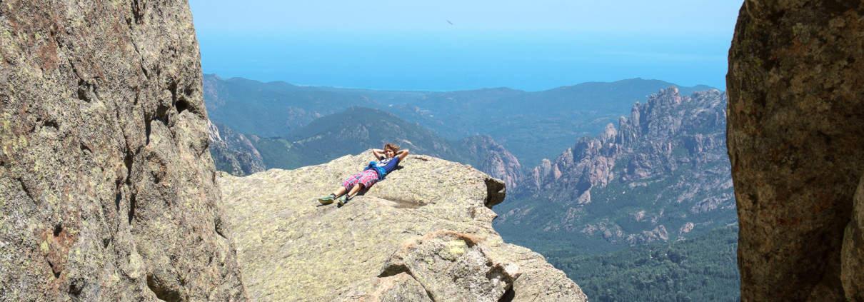 Korsika Urlaub mit Kindern - Bavella