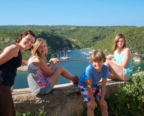 Urlaub mit Kindern - Korsika