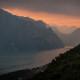 Gewitterstimmung am Gardasee
