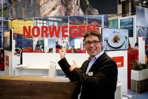 Norwegen auf der ITB 2015