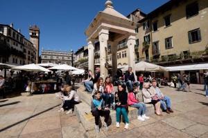 Verona, Piazza del Erbe
