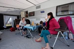 Wohnwagen-Urlaub am Gardasee