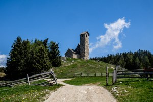 Kapelle am Vigiljoch