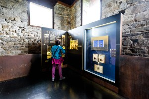 Ausstellung in Schloss Tirol