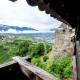 Aussicht von Schloss Tirol