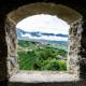 Blick auf das Dorf Tirol