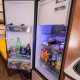 Riesiger 190l-Kühlschrank im LMC Vivo 530 K