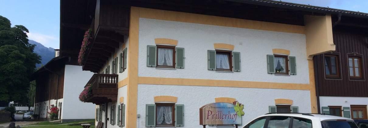 Prillerhof in Aschau