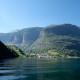 Undredal im Aurlandsfjord