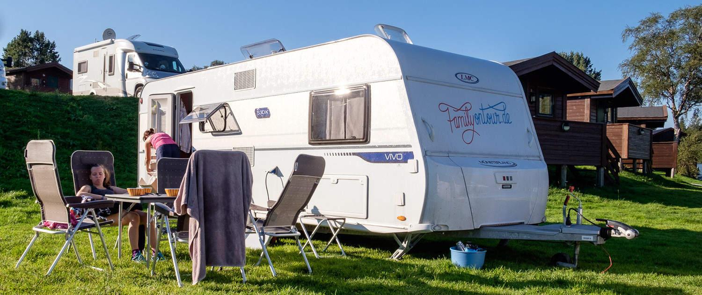 Lone Camping