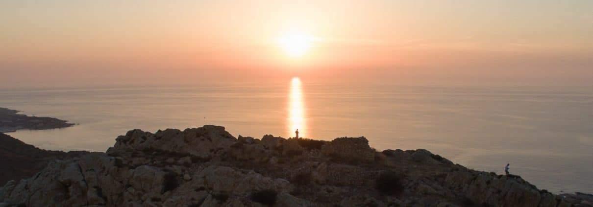 Algajola bei Calvi, Korsika