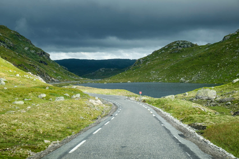 Fjell Lysefjord