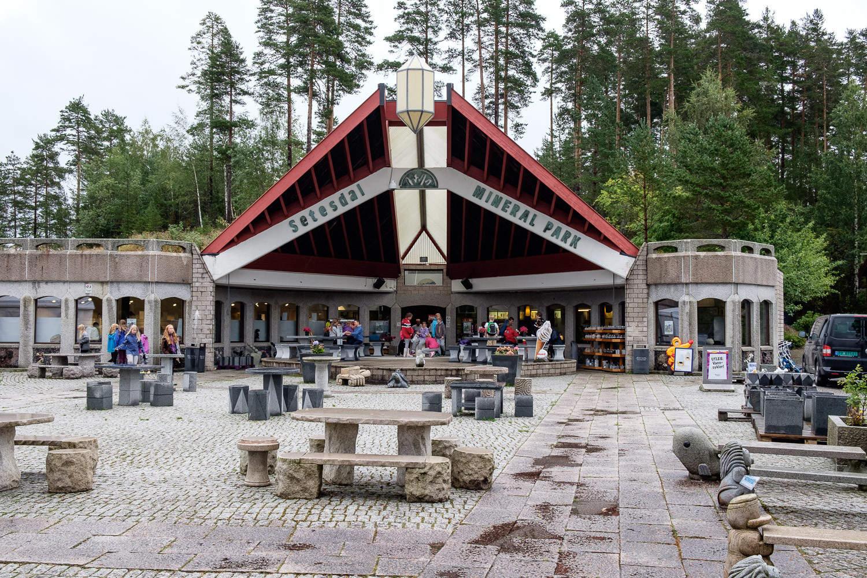 Mineralparken Hornnes