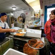 Fischmarkt in Kristiansand