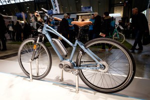 E-Bike von Bosch