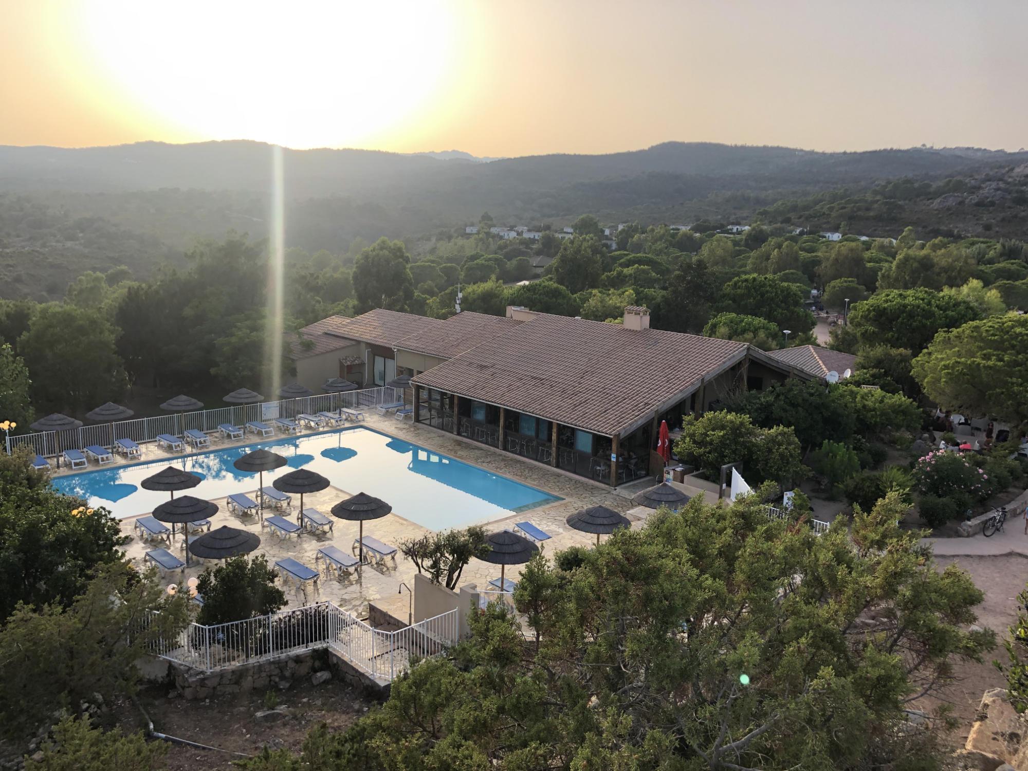 Camping La Rondinara, Korsika