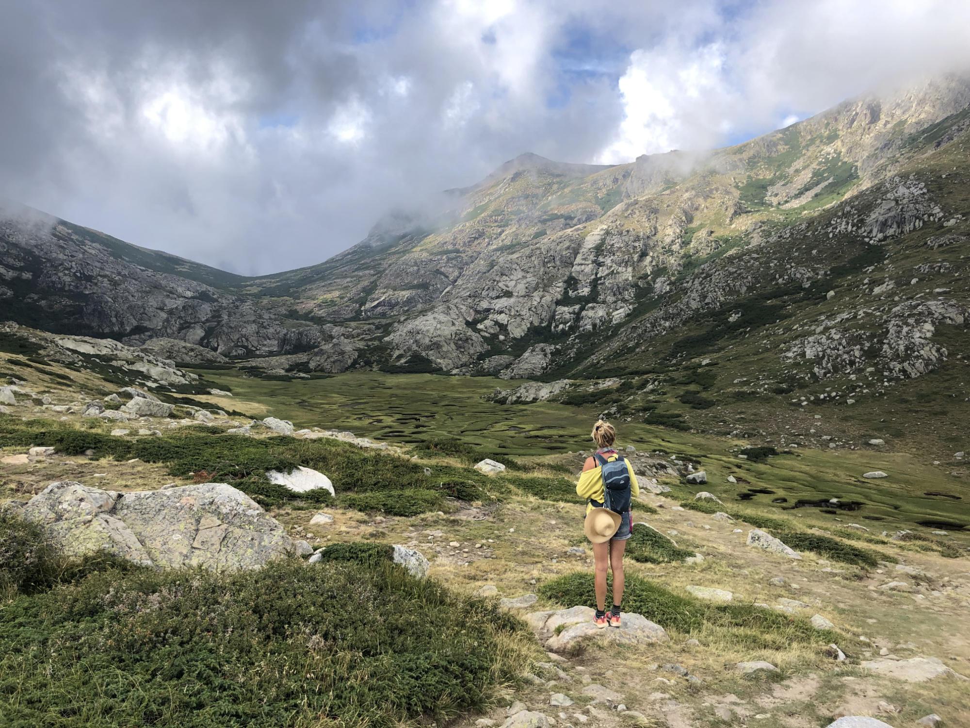 Pozzi-Wiesen, Korsika