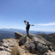 Korsika, Berge