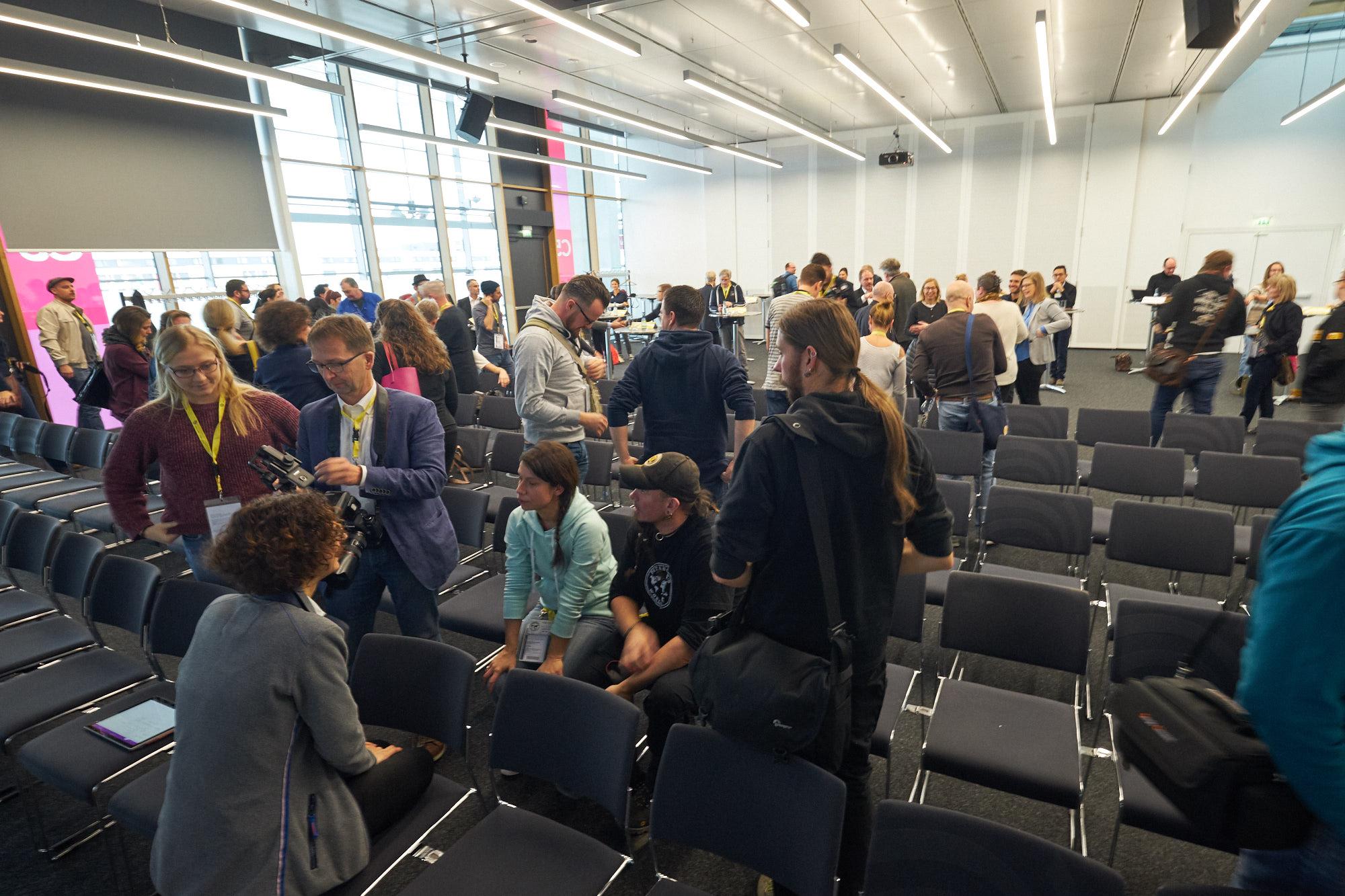 CMT 2018: Blogger-Treffen