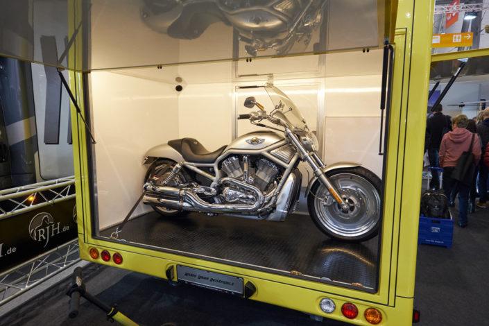 CMT 2018: Harley Davidson