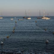 Agay an der Cote d'Azur