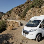 Mit dem Carado V337 auf Korsika