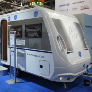 Knaus Travelino am Caravan Salon 2019