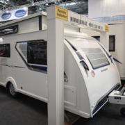 Silver Evasion am Caravan Salon 2019