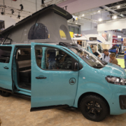 Pössl Campster am Caravan Salon 2019