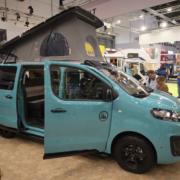 Pössl Campster am Caravan Salon 2019
