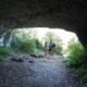 Höhle an der Ardeche