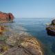 Calanques an der Esterel-Küste