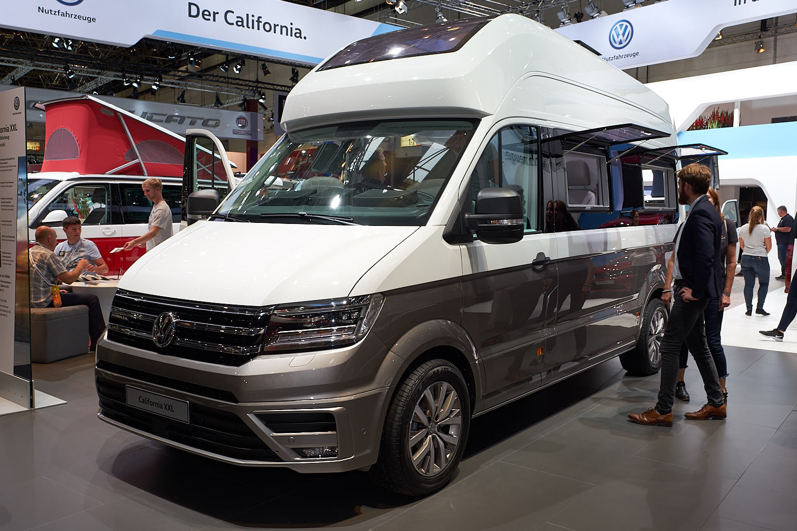 VW California XXL Studie