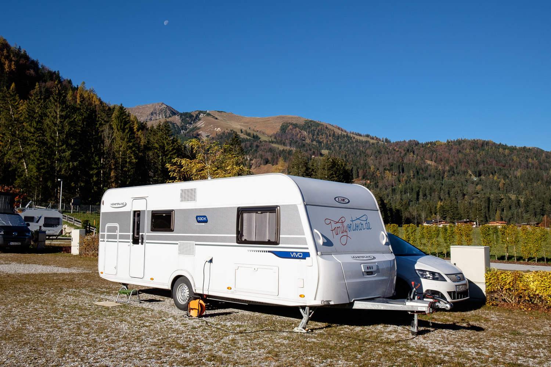 Alpen-Caravanpark Achensee