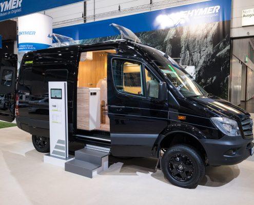 Hymercar - Caravan Salon Düsseldorf