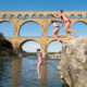 Am Pont du Gard