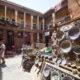 Töpfer-Markt in Marrakesch