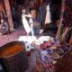 Färber-Markt in Marrakesch