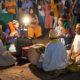 Musiker auf dem Djemaa el Fna