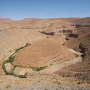 Dades-Schlucht, Marokko