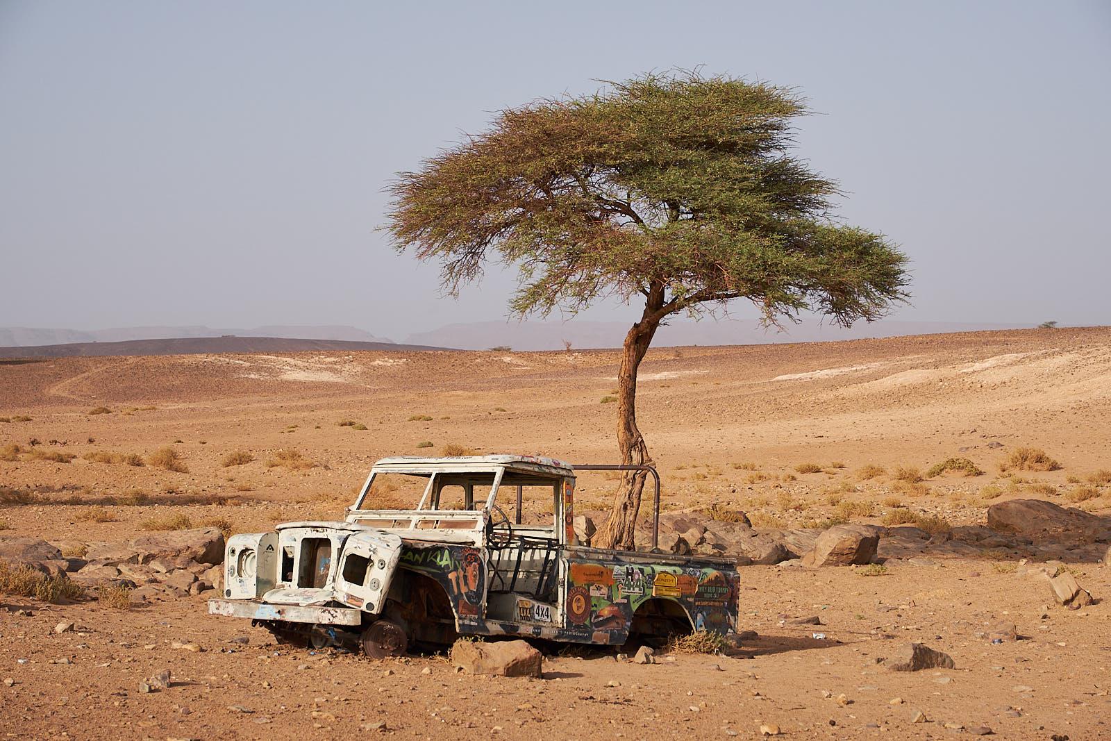 Marokko - in der Wüste