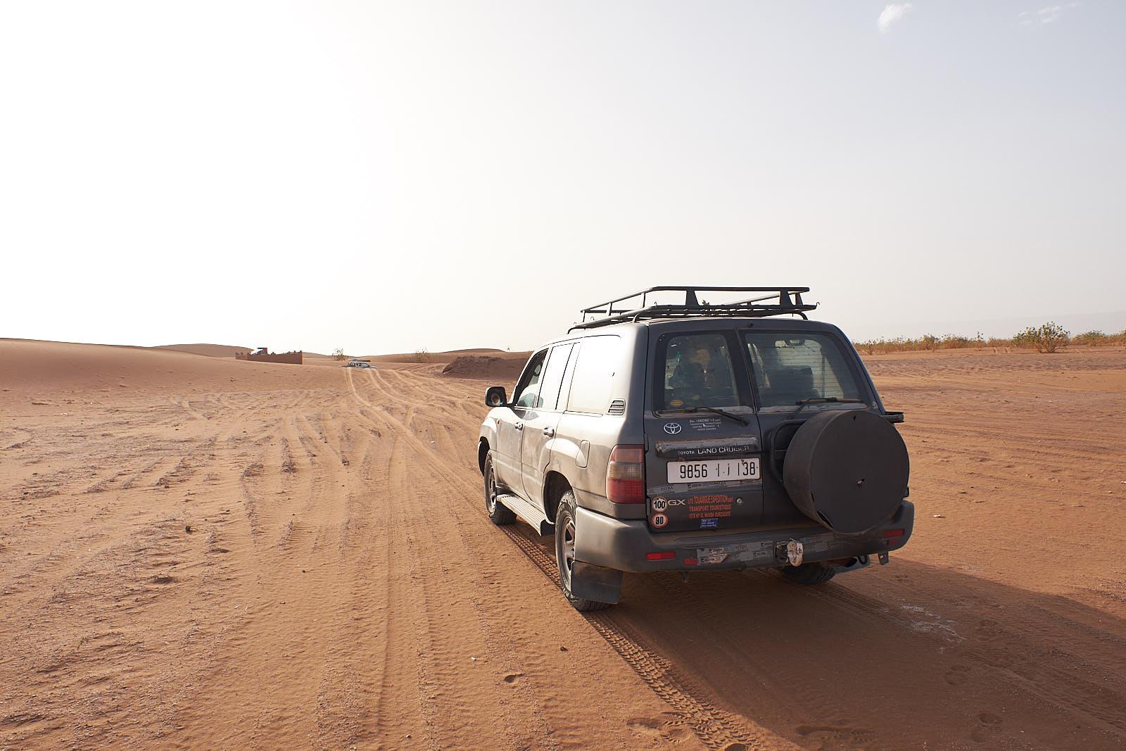 Marokko - durch die Wüste