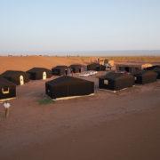 Wüstencamp in Erg Chegaga