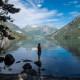 Strynsvatn See