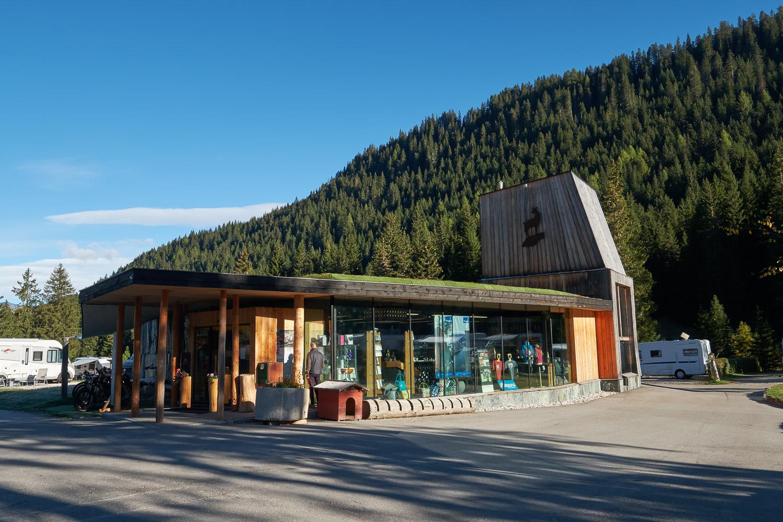 Caravan Park Sexten - Shop