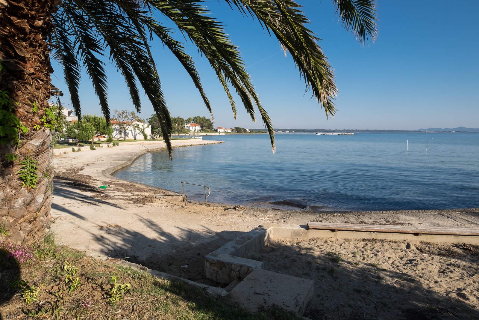 An der dalmatinischen Küste