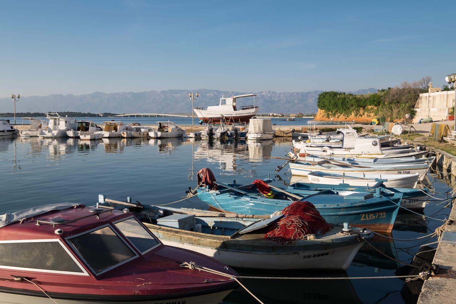 Hafen von Privlaka